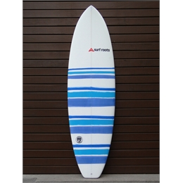"Prancha Surf Roots Heavy Weight 6'7 - 6'7"" x 22"" x 2 7/8"""