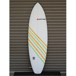 "Prancha Surf Roots Heavy Weight 6'4 - 6'4"" x 21"" x 2 7/8"""
