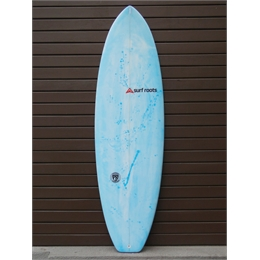"Prancha Surf Roots Heavy Weight 6'5 - 6'5"" x 22"" x 2 7/8"""