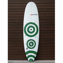 "Prancha Surf Roots Mini Funny Days 6'11 - 6'11"" x 22 1/2"" x 3"""