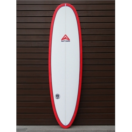 "Prancha Surf Roots Mini Funny Days - 6'6"" x 21 1/2"" x 2 5/8"""