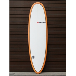 "Prancha Surf Roots Mini Funny Days 6'7 - 6'7"" x 21 3/4"" x 2 15/16"""