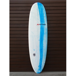 "Prancha Surf Roots Mini Funny Days - 6'6"" x 21"" x 2 3/8"""