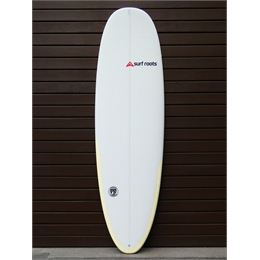 "Prancha Surf Roots Mini Funny Days - 6'6"" x 22"" x 2 7/8"""