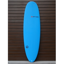 "Prancha Surf Roots Mini Funny Days 6'6 - 6'6"" x 21 7/8"" x 3"""