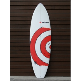 "Prancha Surf Roots Heavy Weight 6'4 - 6'4"" x 22"" x 3"""