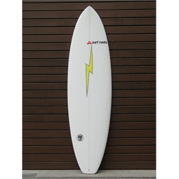 "Prancha Surf Roots Heavy Weight 6'7 - 6'7"" x 21 1/8"" x 3"""