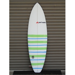 "Prancha Surf Roots The Beggining 6' - 6'0"" x 20 3/8"" x 2 5/8"""