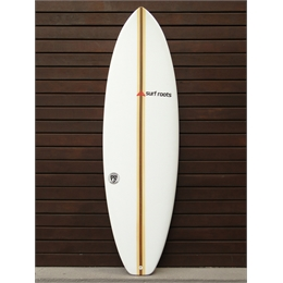 "Prancha Surf Roots The Beginning 6'3 - 6'3 x 21 1/2"" x 2 3/4"""