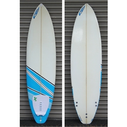 "Prancha Usada GB Evolution 6'7 - 6'7"" x 19 7/8"" x 3 1/8"""