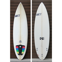 "Prancha Usada Index Krown 6'2 - 6'2"" x 19 1/4"" x 2 1/2"""