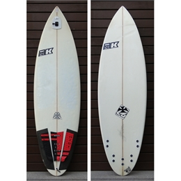 "Prancha Usada Index Krown Midnight Oil 6' - 6'0 x 20 1/4"" x 2 3/4"""