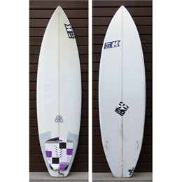 "Prancha Usada Index Krown Sensimilla 5'11 - 5'11"" x 19"" x 2 3/8"""