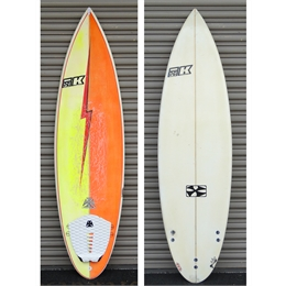 "Prancha Usada Index Krown The Key 6'3 - 6'3 x 19 3/4"" x 2 11/16"""