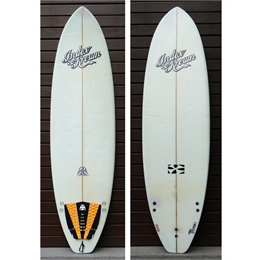 "Prancha Usada Index Krown Evolution 6'8 - 6'8 x 21 3/8"" x 2 9/16"""