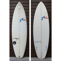 "Prancha Usada Rusty The Neil 6'0 - 6'0"" x 19 3/4"" x 2 1/2"" - 32,5lts"