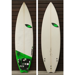 "Prancha Usada Sharp Eye 6' - 6'0 x 18 3/4"" x 2 1/4"""