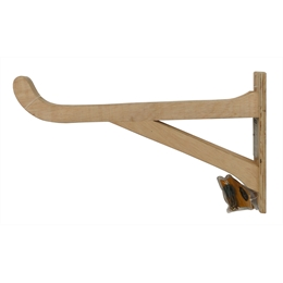 Rack Parede Original Surf 4 Pranchas - Par
