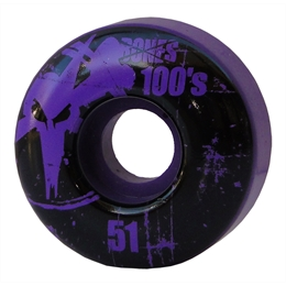 Roda Bones OG Purple 51 - 51mm 100a