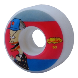 Roda Chocolate Beavis and Buthead 53 - 53mm
