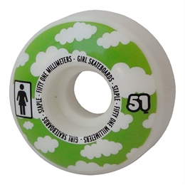 Roda Girl Staple 51 - 52mm 98a