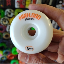 Roda Mini-Logo A-Cut 58mm 101a