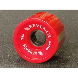 Roda Revenge Cruiser 69 78a - Red 69mm 78a