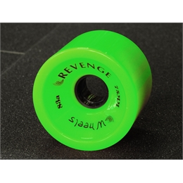 Roda Revenge Speed 75mm 83a - Neon Green