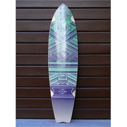 "Shape Cush Longboard Fish Tail - 40"" x 10"""