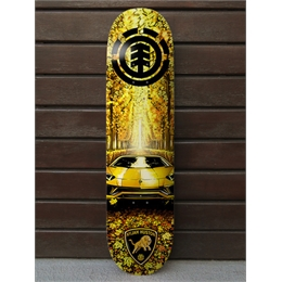 "Shape Element Nyjah Gold Tree - 31.6"" x 8.18"""