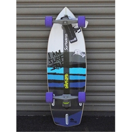"Skate Simulador de Surf Surfeeling The Diamond - 30.75"" X 10"""
