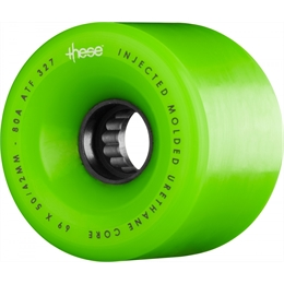 Roda These Injected Molded Urethane Core ATF 327 69mm 80a