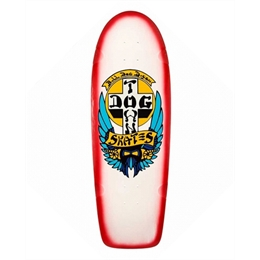 "Shape DogTown Bull Dog Design - 30.5"" x 10"""