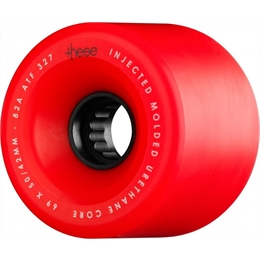 Roda These Injected Molded Urethane Core ATF 69mm 80a